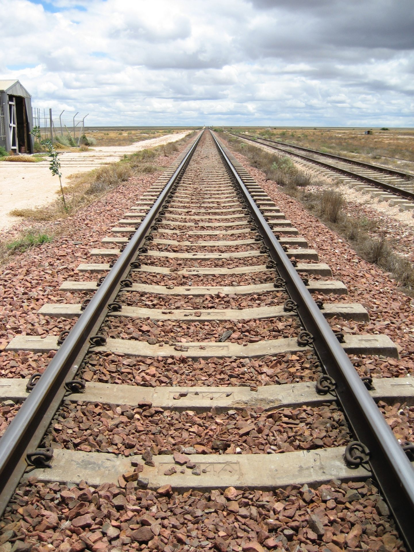 Indian Pacific Railway Track