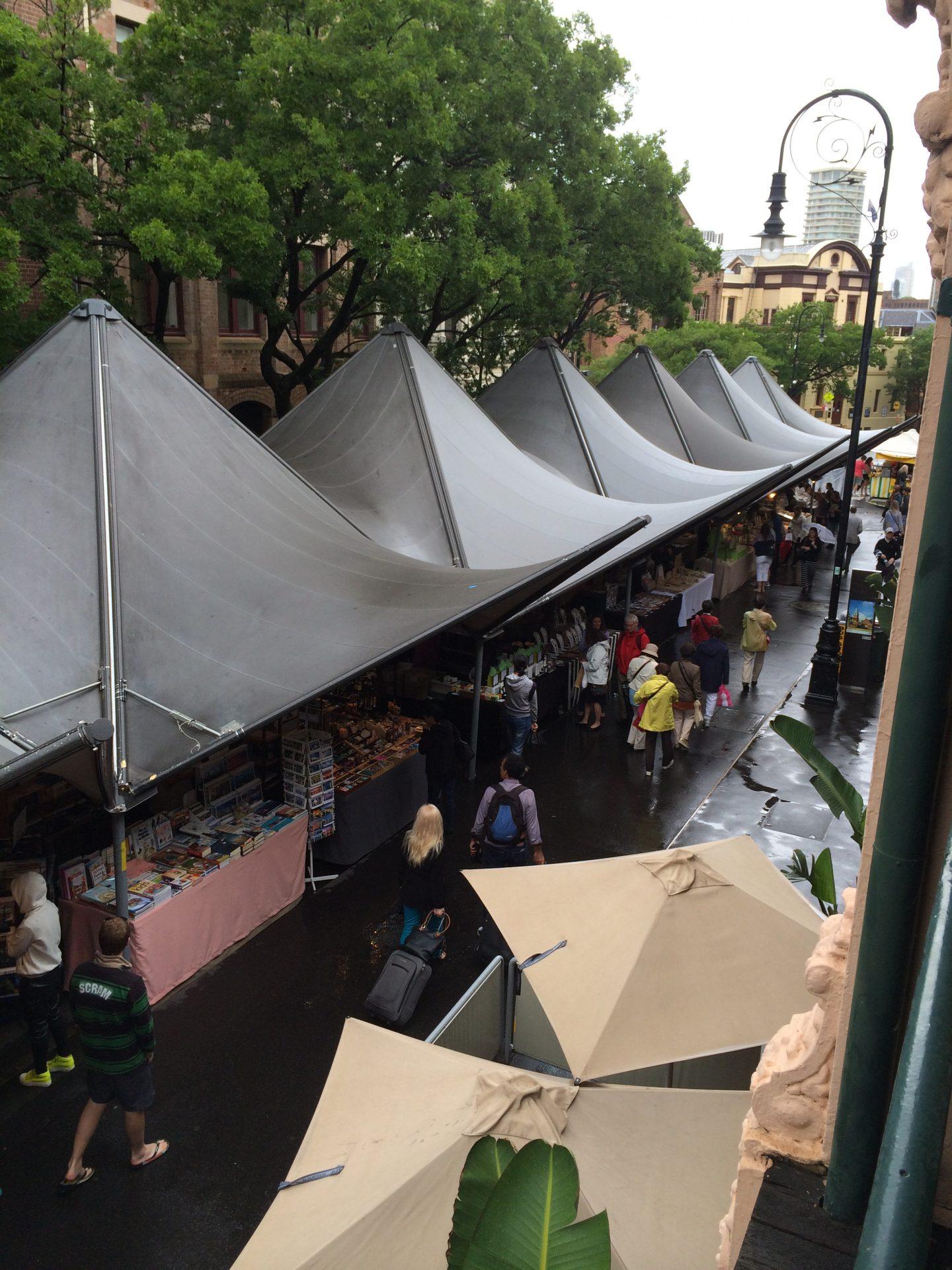 The Rocks Weekend Market