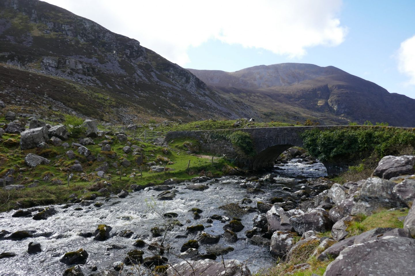 The Wishing Bridge, Gap of Dunloe