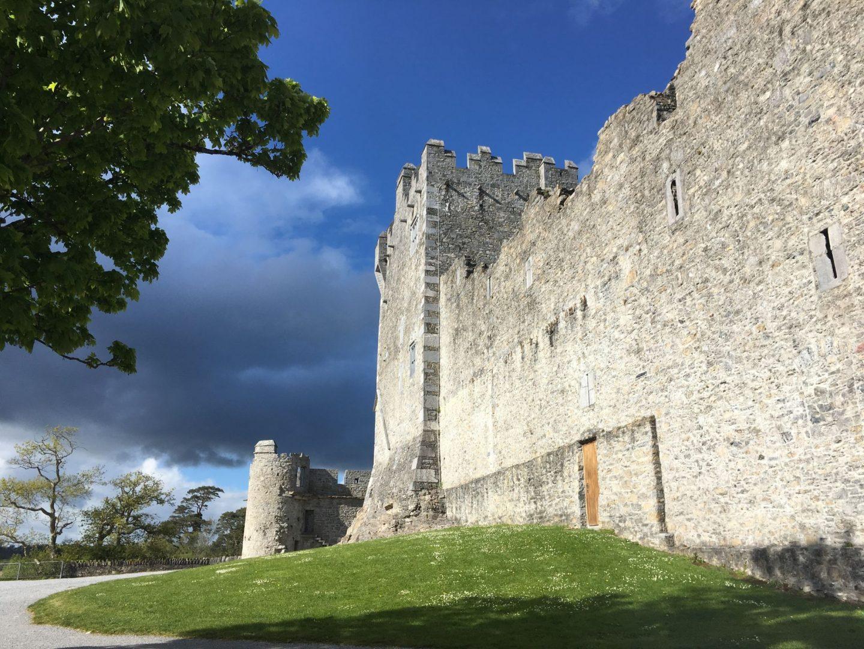 View of Ross Castle, Killarney