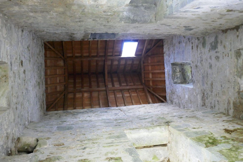 Muckross Abbey Roof