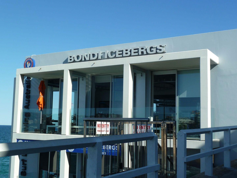 Relax at the Bondi Icebergs club