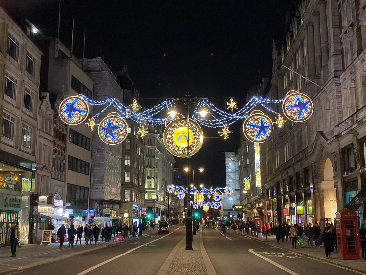 See The Best London Christmas Lights A Self Guided Walk